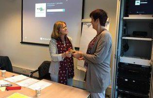 Overdracht Kennisnetwerk Jonge Moeders Rotterdam