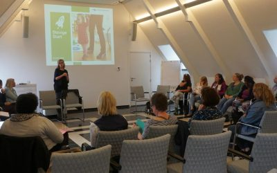 Kennisnetwerk Jonge moeders Rotterdam