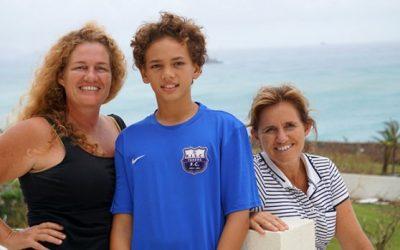 Kinderen uit Sint-Maarten komen naar Nederland: 'De scholen zijn kapot'